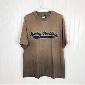 Harley Davidson San Jose Tee Shirt Size XL